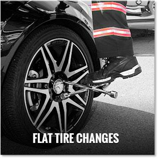 Flat Tire Changes